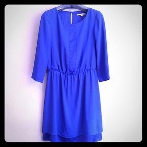 Gianni Bini women's blue dress
